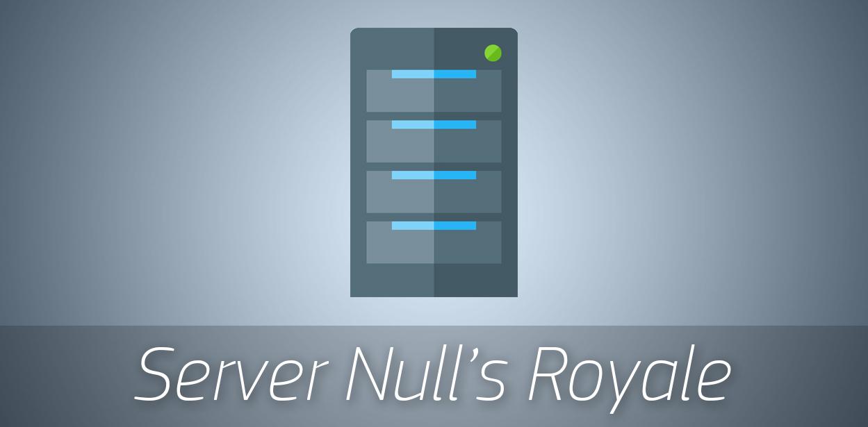 Server Nulls Royale